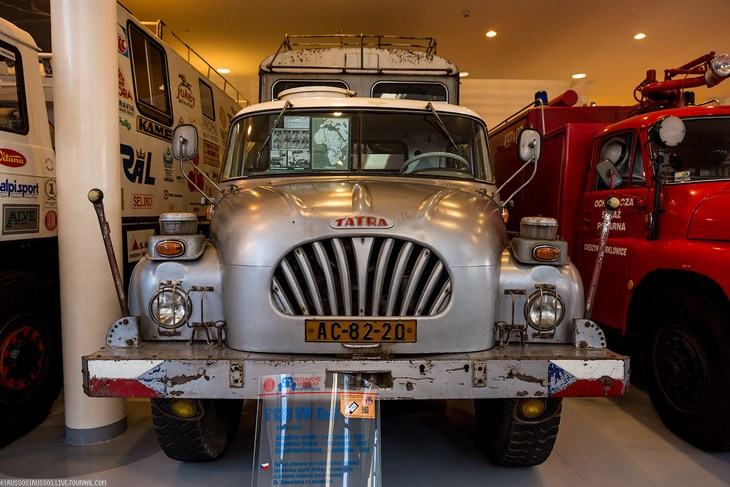 Музей чешской Tatra (39)