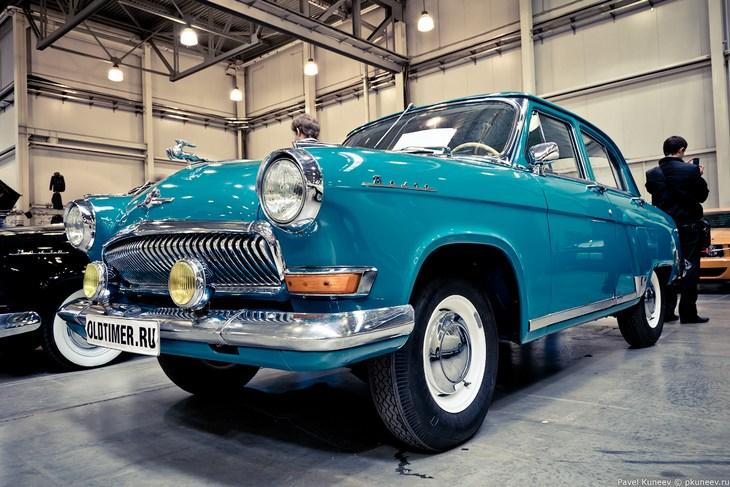 Автомобили с выставки Олдтаймер-Галереи (39)