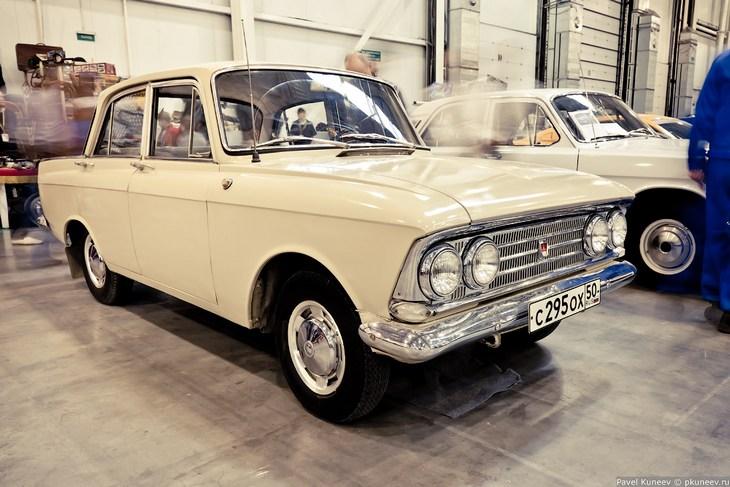 Автомобили с выставки Олдтаймер-Галереи (42)