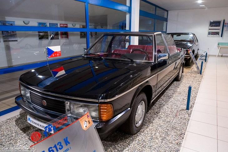 Музей чешской Tatra (43)