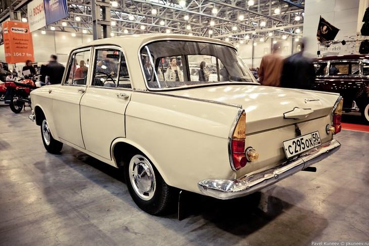 Автомобили с выставки Олдтаймер-Галереи (43)