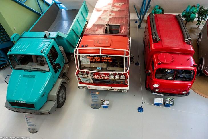 Музей чешской Tatra (44)