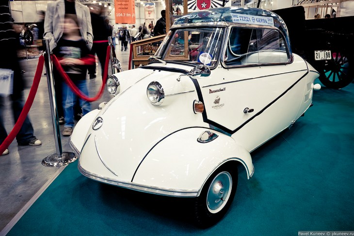 Автомобили с выставки Олдтаймер-Галереи (44)
