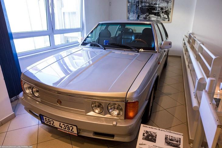 Музей чешской Tatra (45)