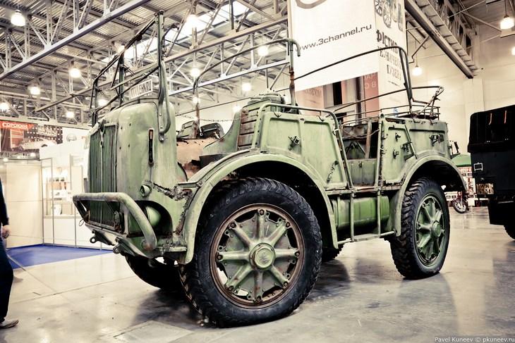Автомобили с выставки Олдтаймер-Галереи (45)