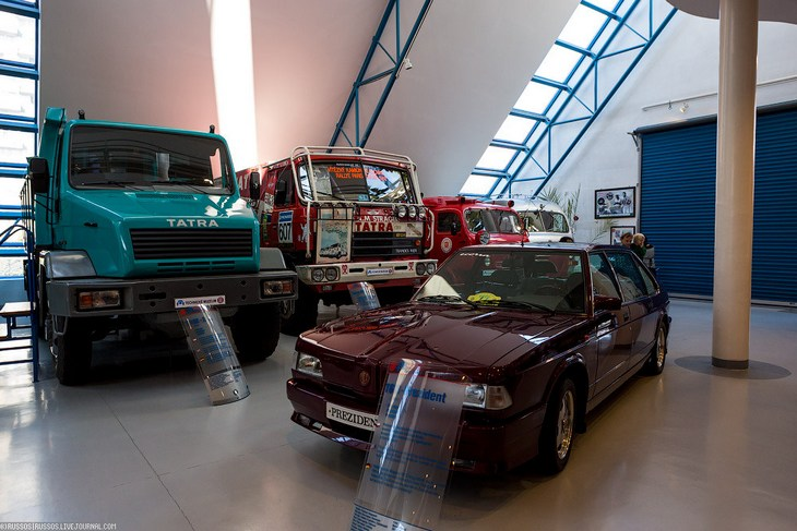 Музей чешской Tatra (46)