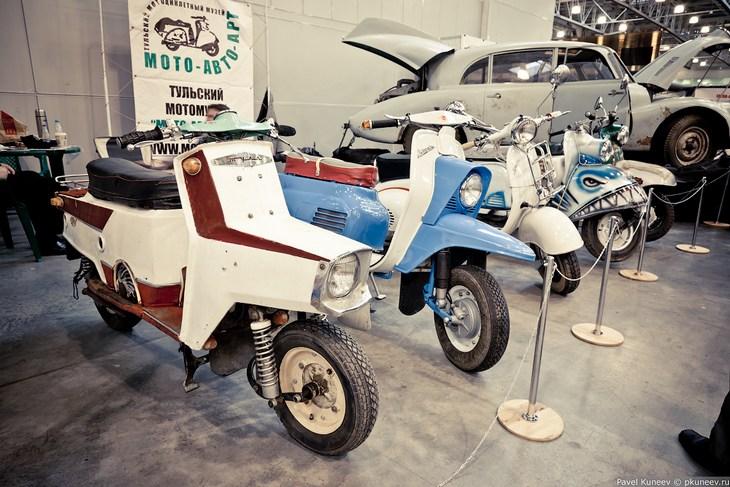 Автомобили с выставки Олдтаймер-Галереи (46)