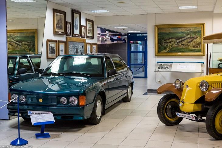 Музей чешской Tatra (47)