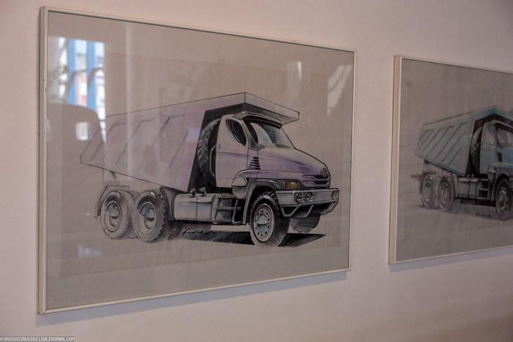 Музей чешской Tatra (48)