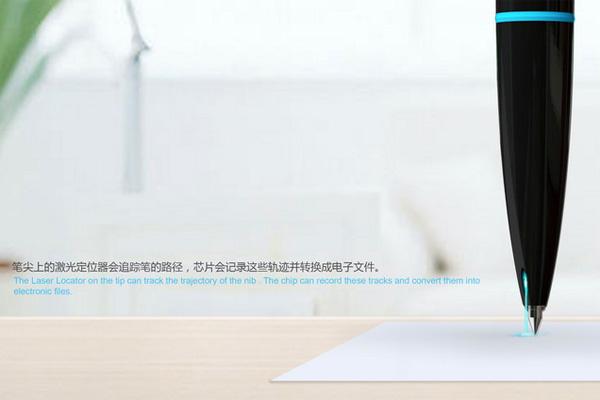 Recorder Pen ручка с функцией распознавания рукописного текста (1)