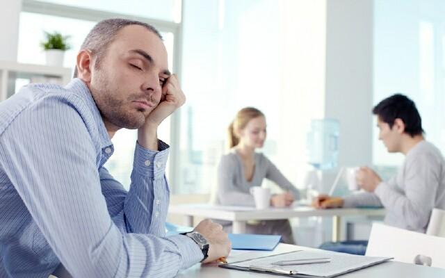 Недосыпание убивает четверть клеток мозга (1)