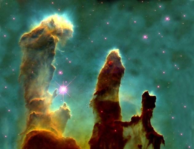 Интересные факты о космосе которые сложно себе представить (1)