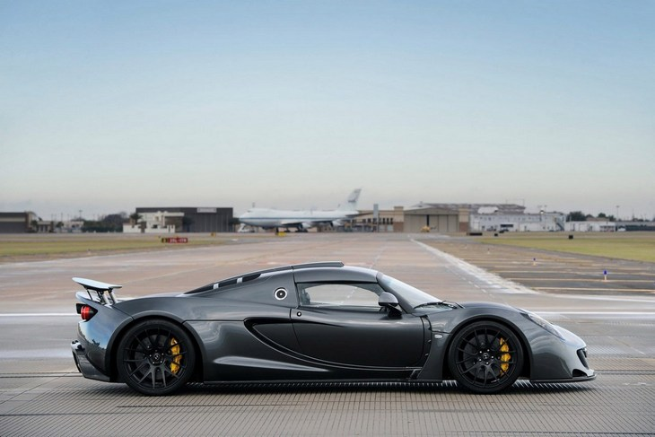 Hennessey Venom GT — самый быстрый серийный автомобиль (3)