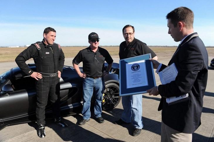 Hennessey Venom GT — самый быстрый серийный автомобиль (4)