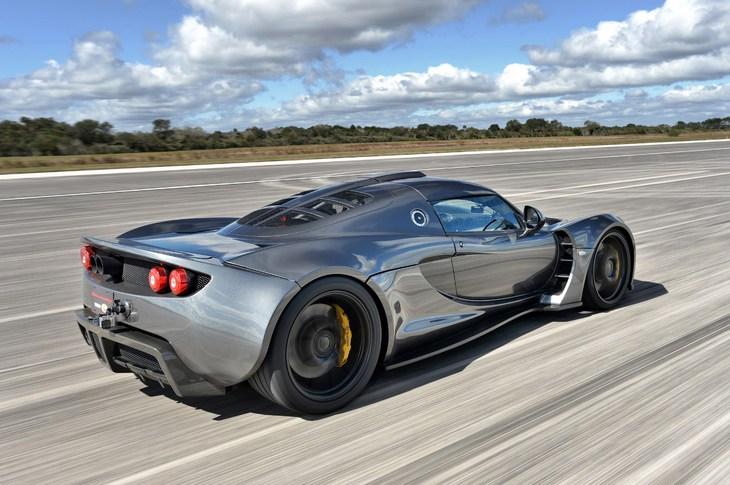 Hennessey Venom GT — самый быстрый серийный автомобиль (5)