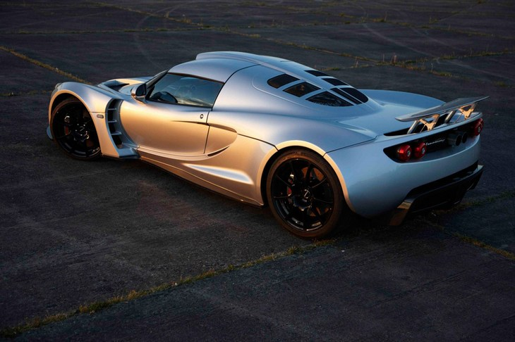 Hennessey Venom GT — самый быстрый серийный автомобиль (10)