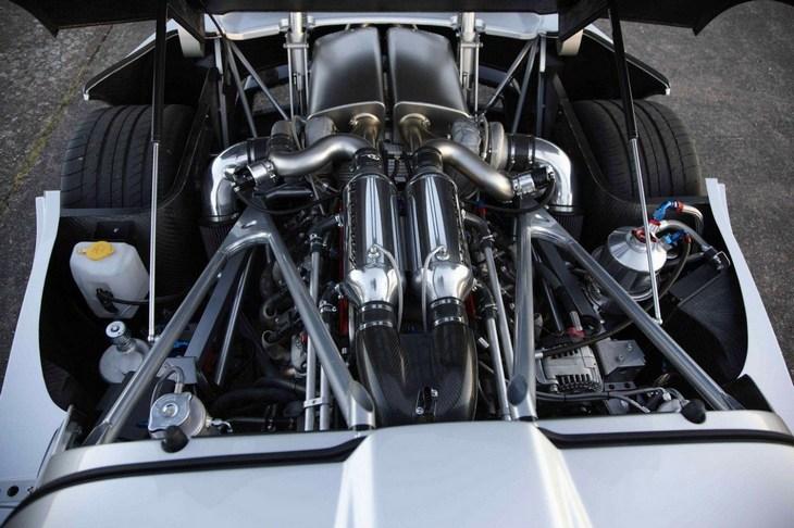 Hennessey Venom GT — самый быстрый серийный автомобиль (12)