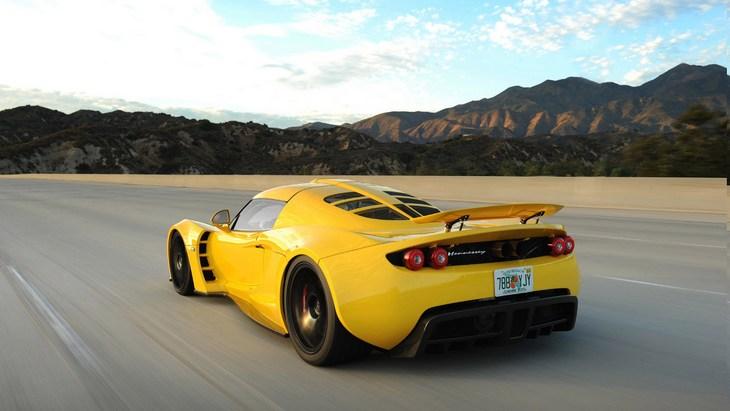 Hennessey Venom GT — самый быстрый серийный автомобиль (15)