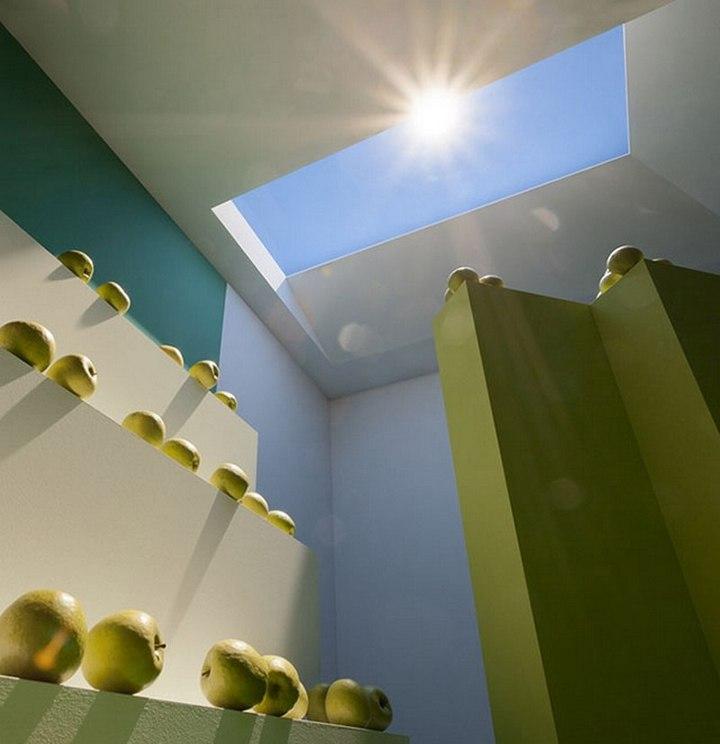 Искусственный солнечный свет, который способен обмануть наш мозг (1)