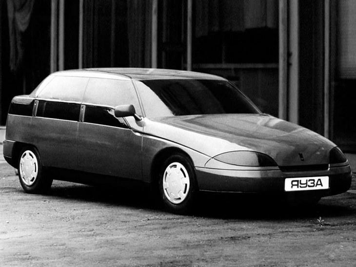 «Яуза» — самый необычный автомобиль СССР (1)