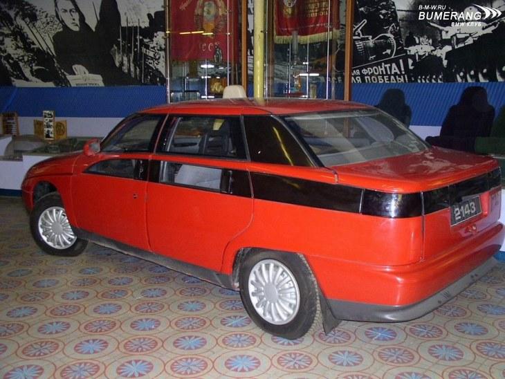 «Яуза» — самый необычный автомобиль СССР (4)