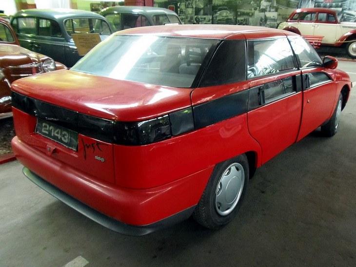 «Яуза» — самый необычный автомобиль СССР (9)