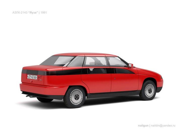 «Яуза» — самый необычный автомобиль СССР (13)