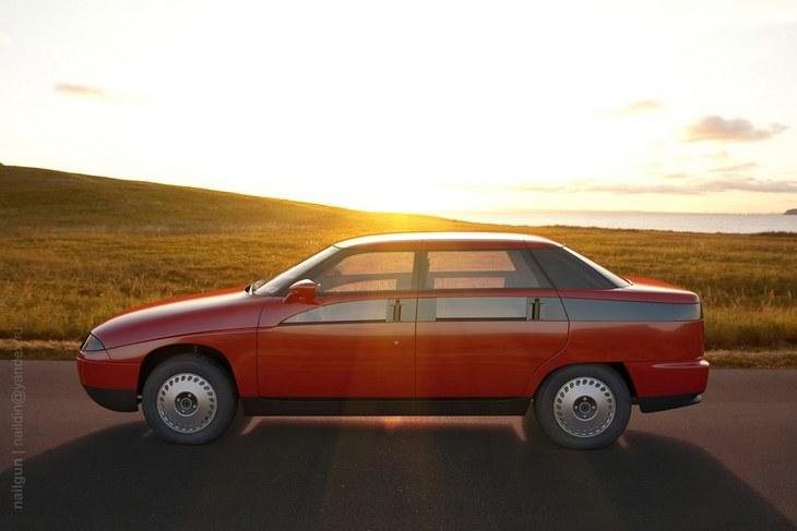 «Яуза» — самый необычный автомобиль СССР (16)
