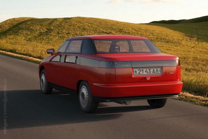 «Яуза» — самый необычный автомобиль СССР (17)