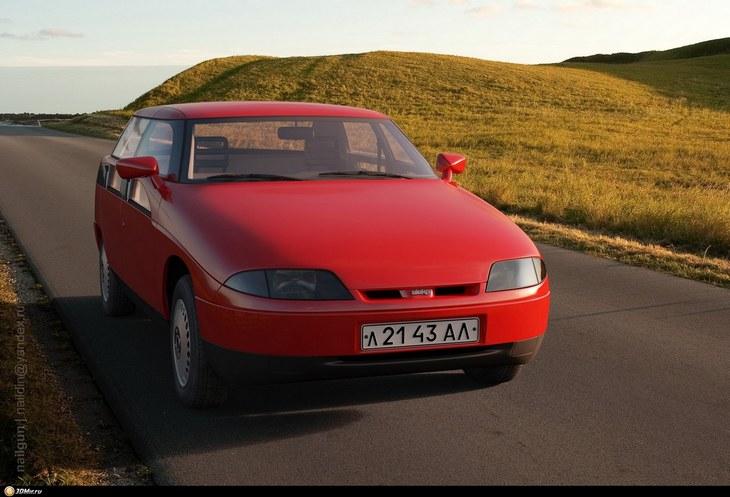 «Яуза» — самый необычный автомобиль СССР (19)