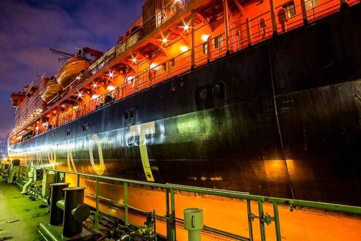 Атомный ледокольный флот (32)