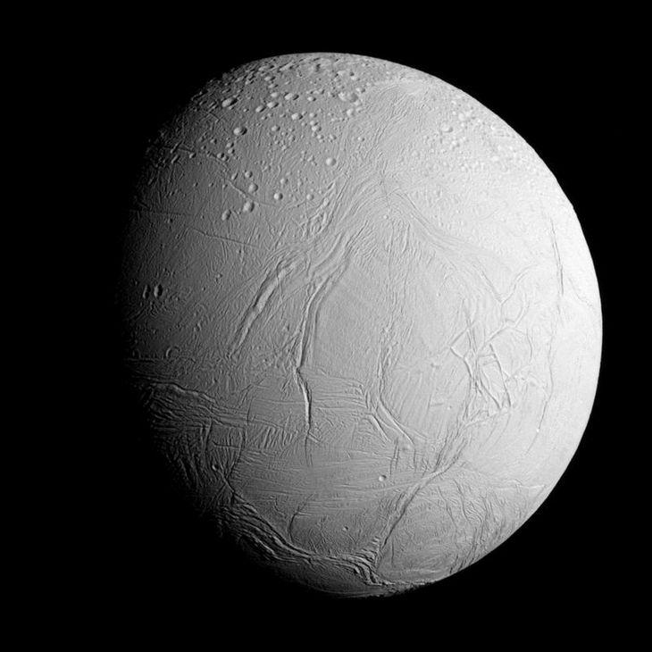 Жизнь в пределах досягаемости: поиск в Солнечной системе (10)