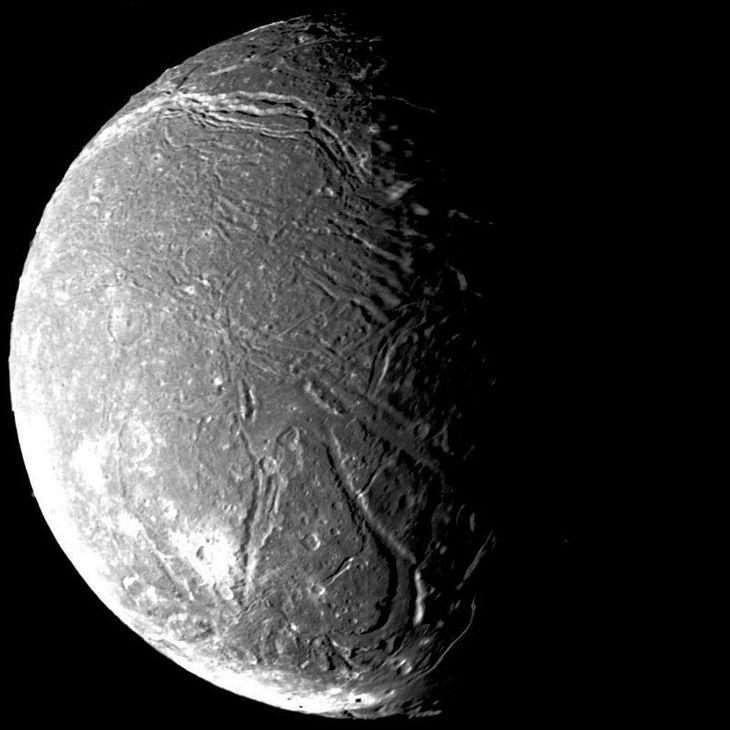 Жизнь в пределах досягаемости: поиск в Солнечной системе (12)