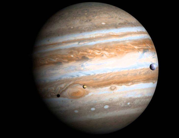 Жизнь в пределах досягаемости: поиск в Солнечной системе (6)