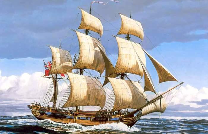 Почему скорость морского транспорта определяется в узлах (1)