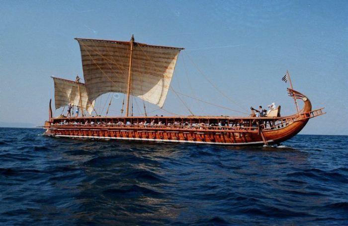 Почему скорость морского транспорта определяется в узлах (2)