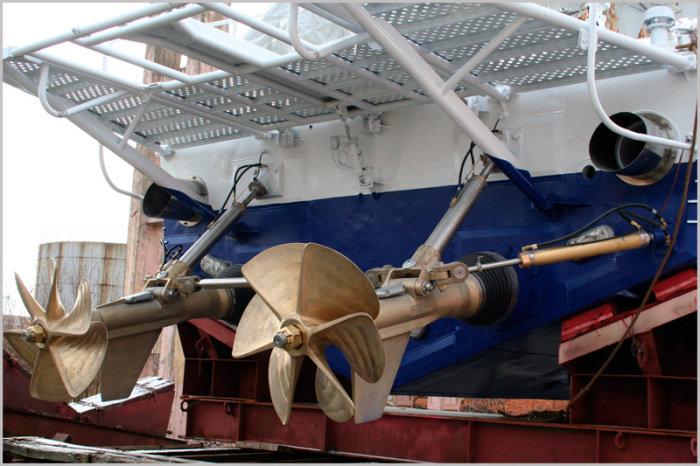 Почему скорость морского транспорта определяется в узлах (5)