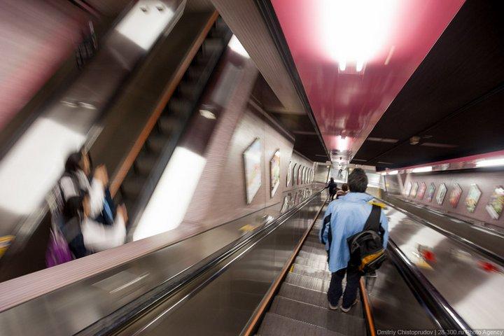 Как устроен метрополитен в Гонконге (15)