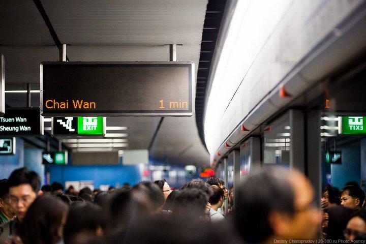 Как устроен метрополитен в Гонконге (16)