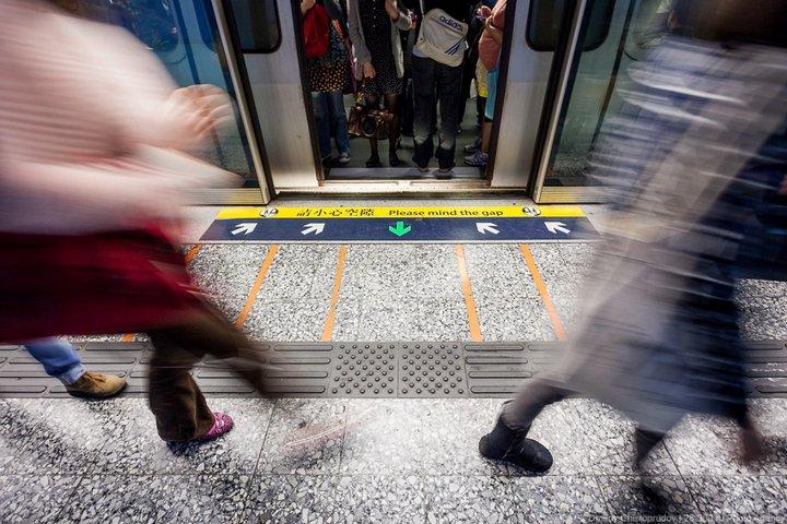 Как устроен метрополитен в Гонконге (19)