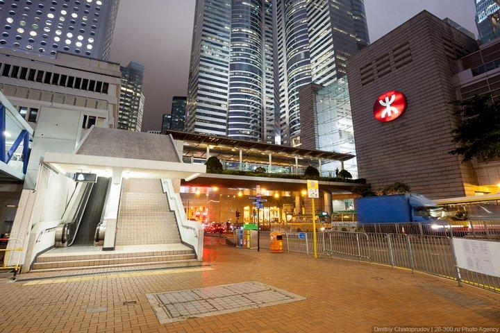 Как устроен метрополитен в Гонконге (2)