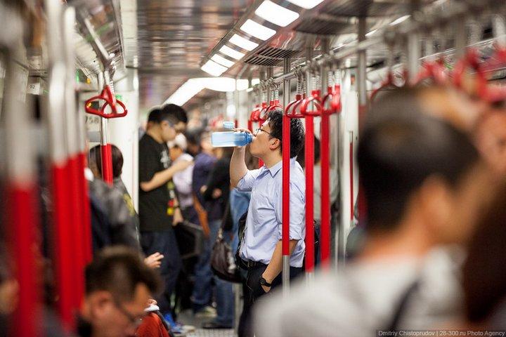 Как устроен метрополитен в Гонконге (22)