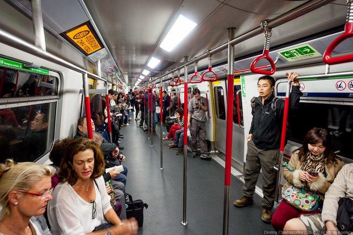 Как устроен метрополитен в Гонконге (24)