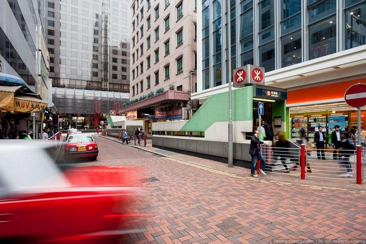 Как устроен метрополитен в Гонконге (3)