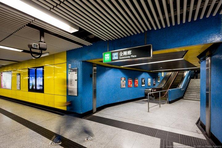 Как устроен метрополитен в Гонконге (32)