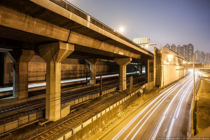 Как устроен метрополитен в Гонконге (33)