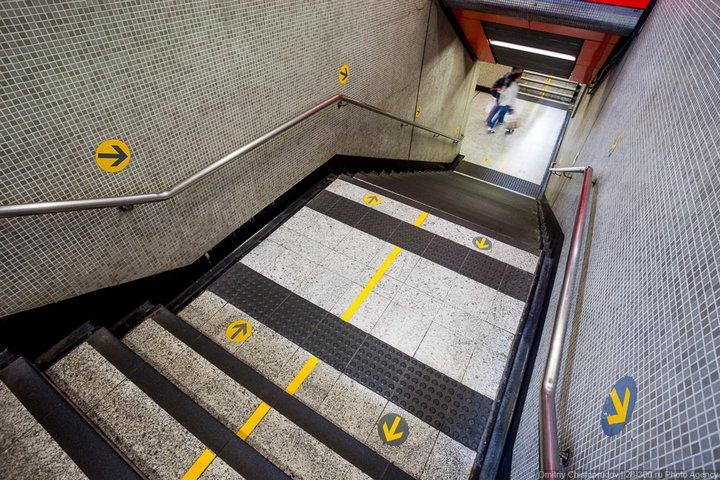 Как устроен метрополитен в Гонконге (4)