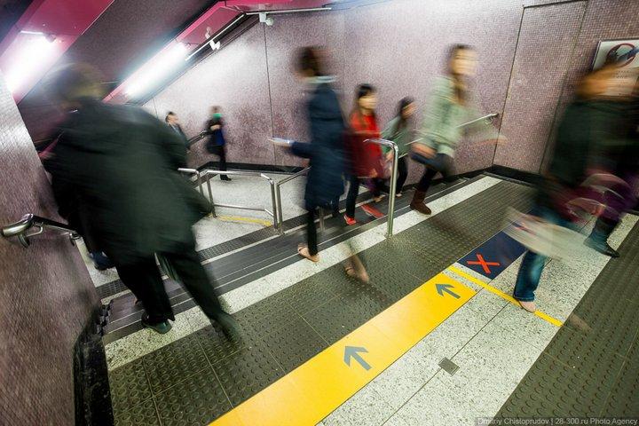 Как устроен метрополитен в Гонконге (5)