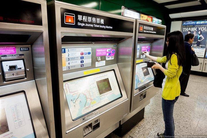 Как устроен метрополитен в Гонконге (8)