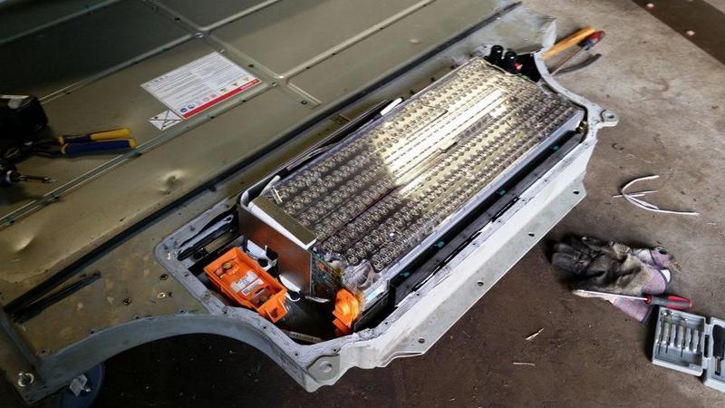 батарея для Tesla Model S (10)